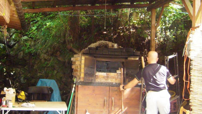 石窯 麦の郷