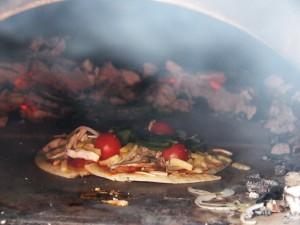 Pizza 焼き