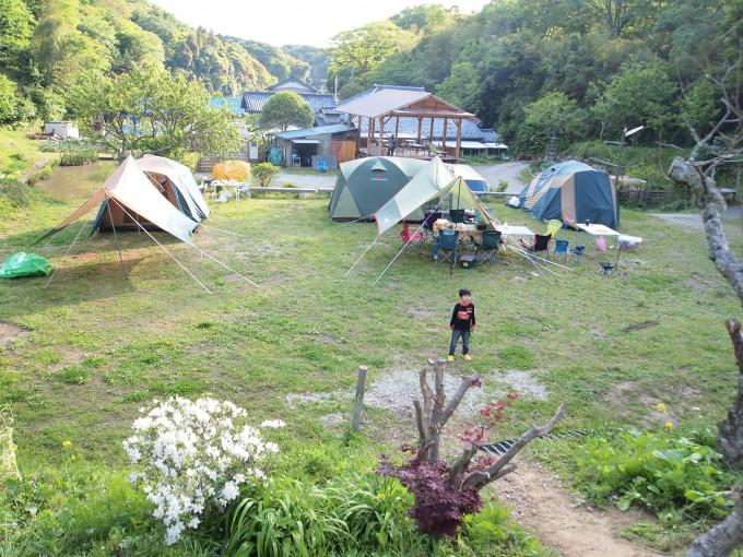 花はな キャンプ 2