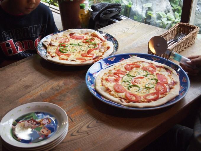 花はな Pizza
